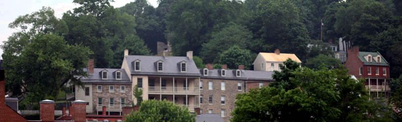 Lower Town Harpers Ferry
